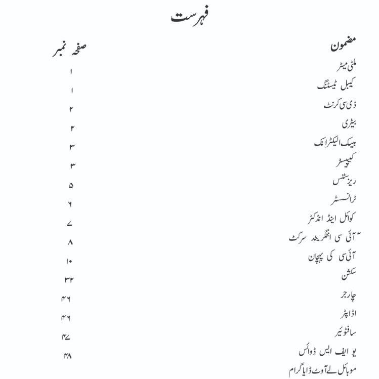 Electronics Repairing Books In Urdu Free Download Enasforge